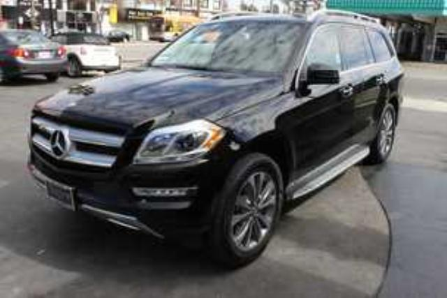 MERCEDES-BENZ GL 450 2013