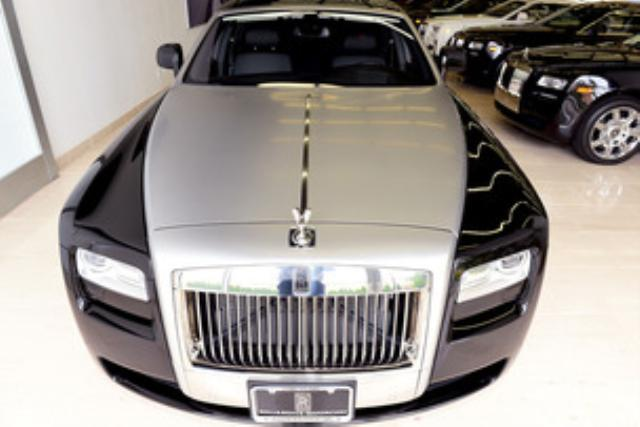 ROLLS-ROYCE GHOST 2010 год